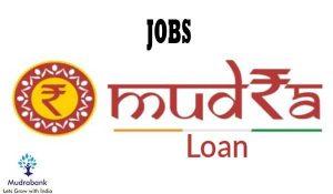 Jobs at Mudra Bank - Mudra Bank