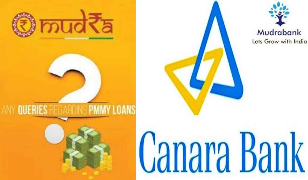 Canara Bank Mudra Loan